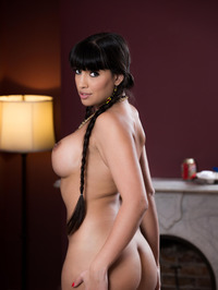 Busty Latina MILF Mercedes Carrera Posing Naked 04