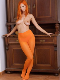 Ariel Piper Fawn Strips Naked 05