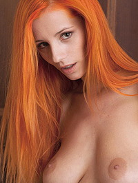 Ariel Piper Fawn Strips Naked 06